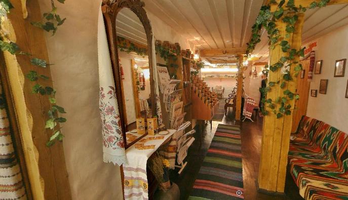Украинский Ресторан Корчма Тарас Бульба на Красных Воротах фото 3