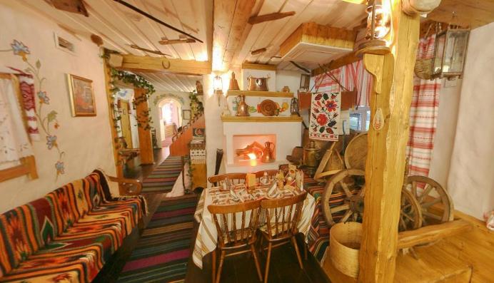 Украинский Ресторан Корчма Тарас Бульба на Красных Воротах фото 5