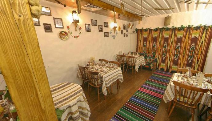 Украинский Ресторан Корчма Тарас Бульба на Красных Воротах фото 7
