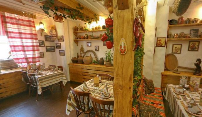 Украинский Ресторан Корчма Тарас Бульба на Красных Воротах фото 8