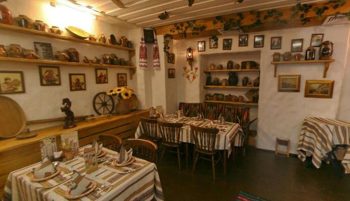 Украинский Ресторан Корчма Тарас Бульба на Красных Воротах фото 9