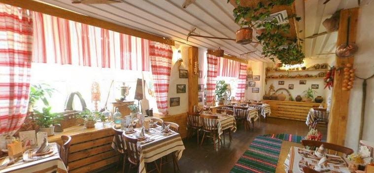 Украинский Ресторан Корчма Тарас Бульба на Красных Воротах фото 1