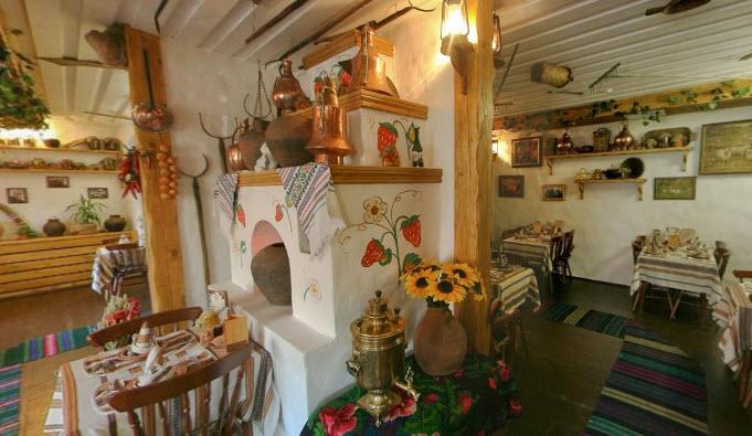 Украинский Ресторан Корчма Тарас Бульба на Красных Воротах фото 10