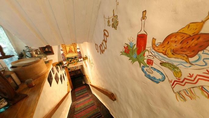 Украинский Ресторан Корчма Тарас Бульба на Красных Воротах фото 11