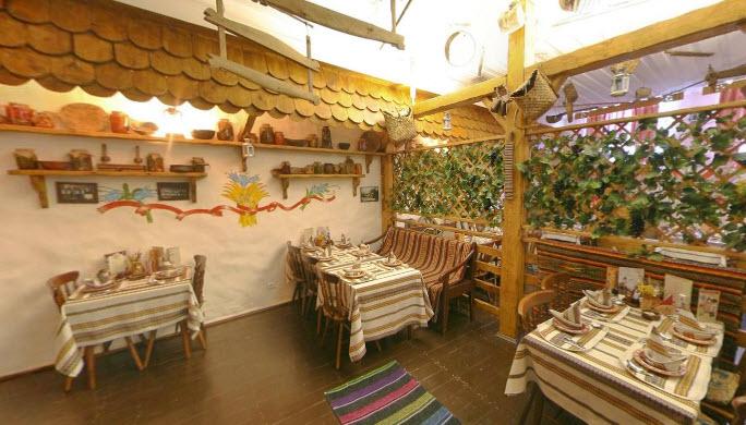 Украинский Ресторан Корчма Тарас Бульба на Красных Воротах фото 13