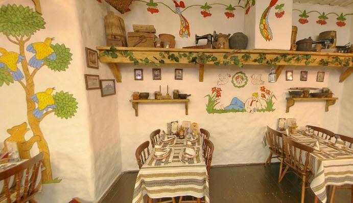 Украинский Ресторан Корчма Тарас Бульба на Красных Воротах фото 14