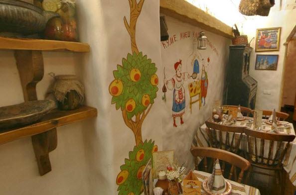 Украинский Ресторан Корчма Тарас Бульба на Красных Воротах фото 16