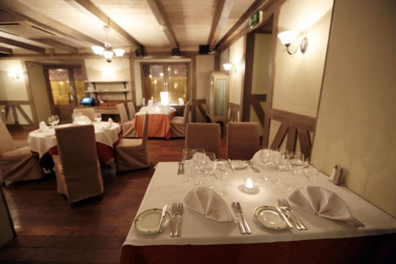 Ресторан Scandinavia (Скандинавия) фото 21