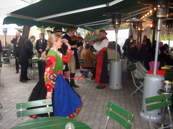 Ресторан Scandinavia (Скандинавия) фото 25