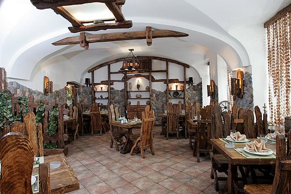 Грузинский Ресторан Хижина на Бауманской фото 12