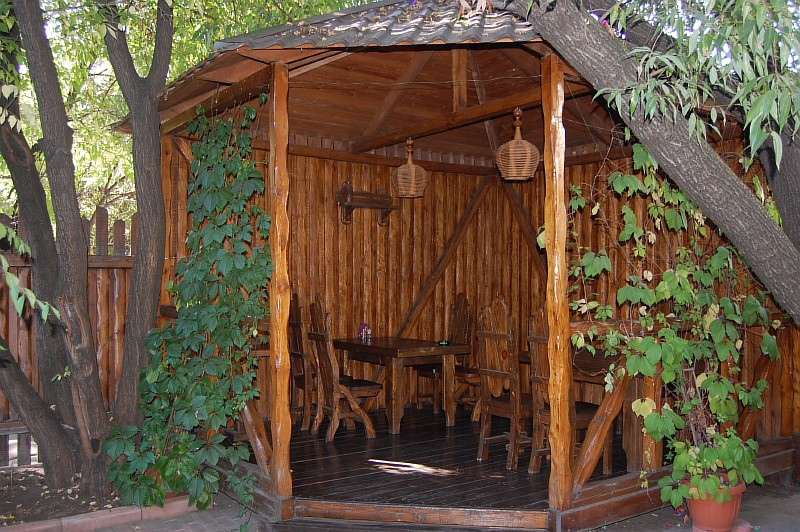 Грузинский Ресторан Хижина на Бауманской фото 15