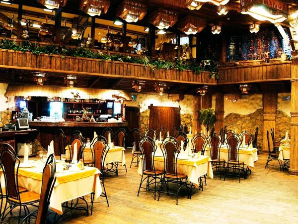 Грузинский Ресторан Хижина в Сокольниках фото 2