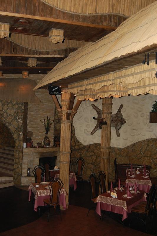 Грузинский Ресторан Хижина в Сокольниках фото 6