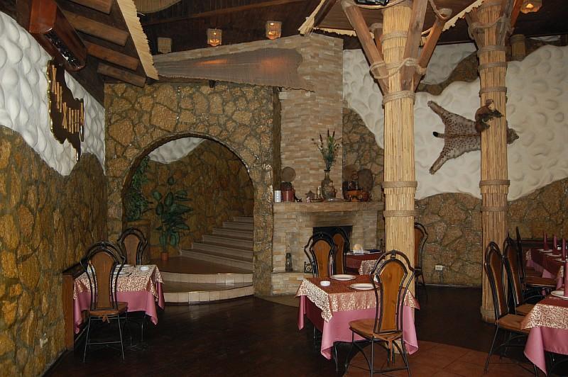 Грузинский Ресторан Хижина в Сокольниках фото