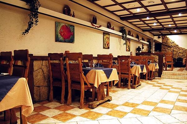 Грузинский Ресторан Хижина на Сухаревской фото 3