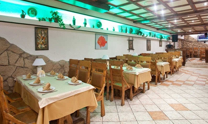 Грузинский Ресторан Хижина на Сухаревской фото 1