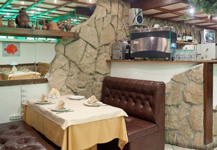 Грузинский Ресторан Хижина на Сухаревской фото 7