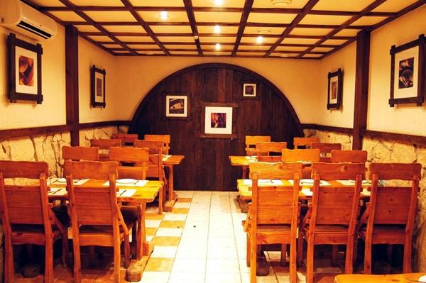 Грузинский Ресторан Хижина на Сухаревской фото 9