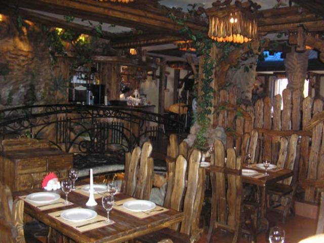 Грузинский Ресторан Хижина на Пражской фото 2