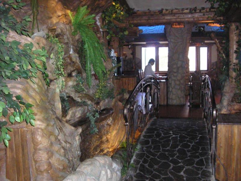 Грузинский Ресторан Хижина на Пражской фото 6