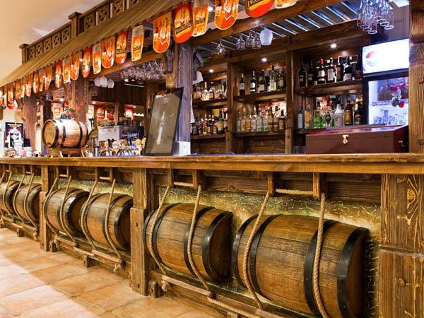 Грузинский Ресторан Хижина Гранд на ВДНХ (Grand) фото 12