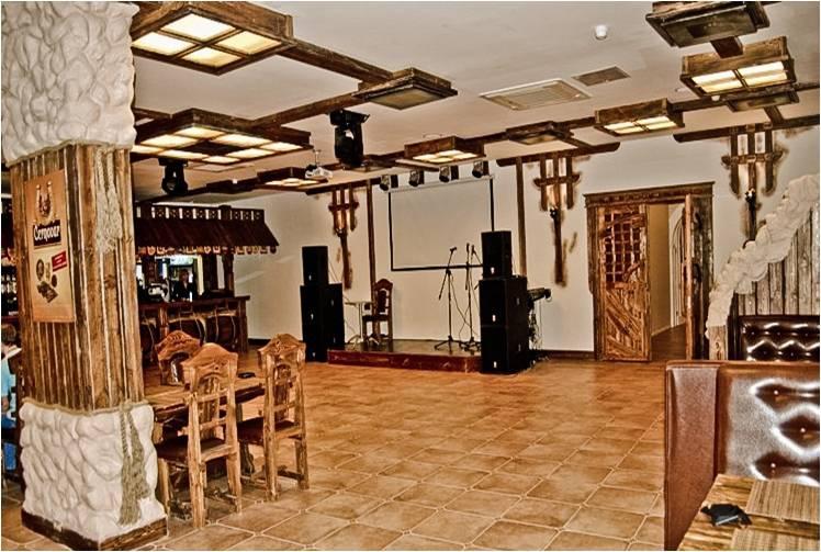 Грузинский Ресторан Хижина Гранд на ВДНХ (Grand) фото 11