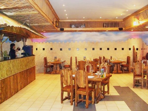 Грузинский Ресторан Хижина на Нахимовском проспекте фото