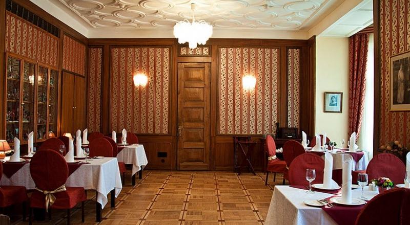 Ресторан Дом Актера фото 1