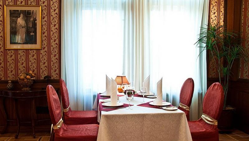 Ресторан Дом Актера фото