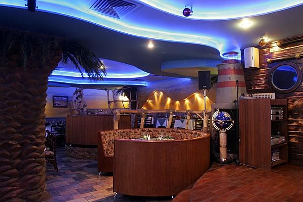 Пивной ресторан Гавань в