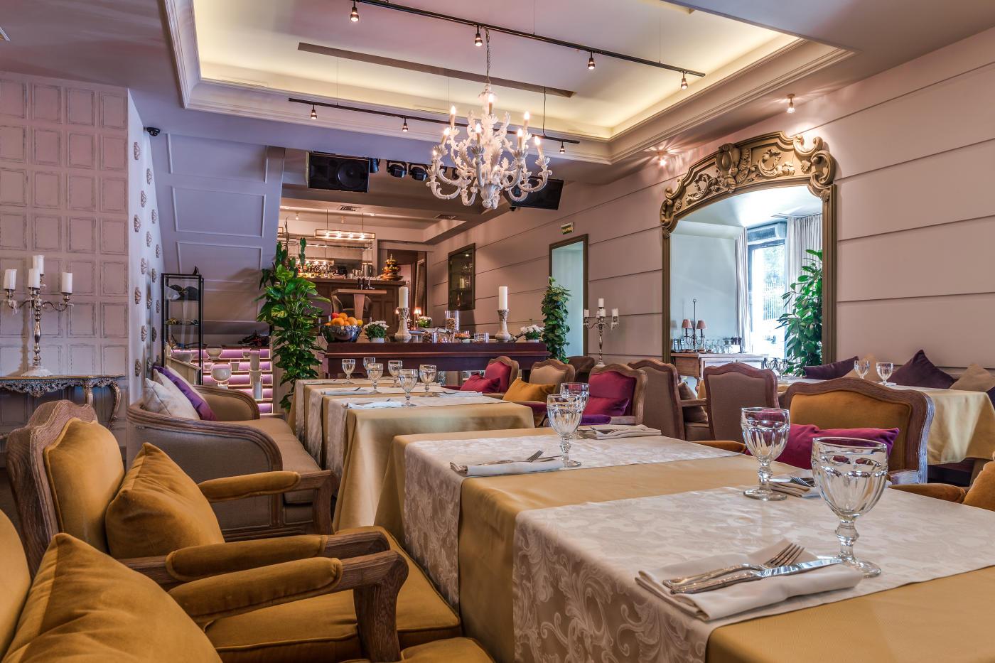Грузинский Ресторан Satrapezo (Сантропезо) фото 41