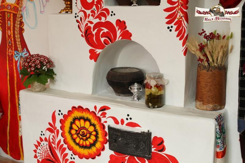 Русский Ресторан Илья Муромец на Ленинском проспекте фото 8