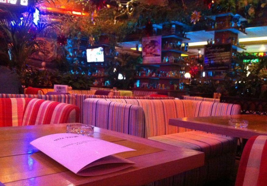 Итальянское Кафе Фреско на Фрунзенской (Cafe Fresco) фото 20