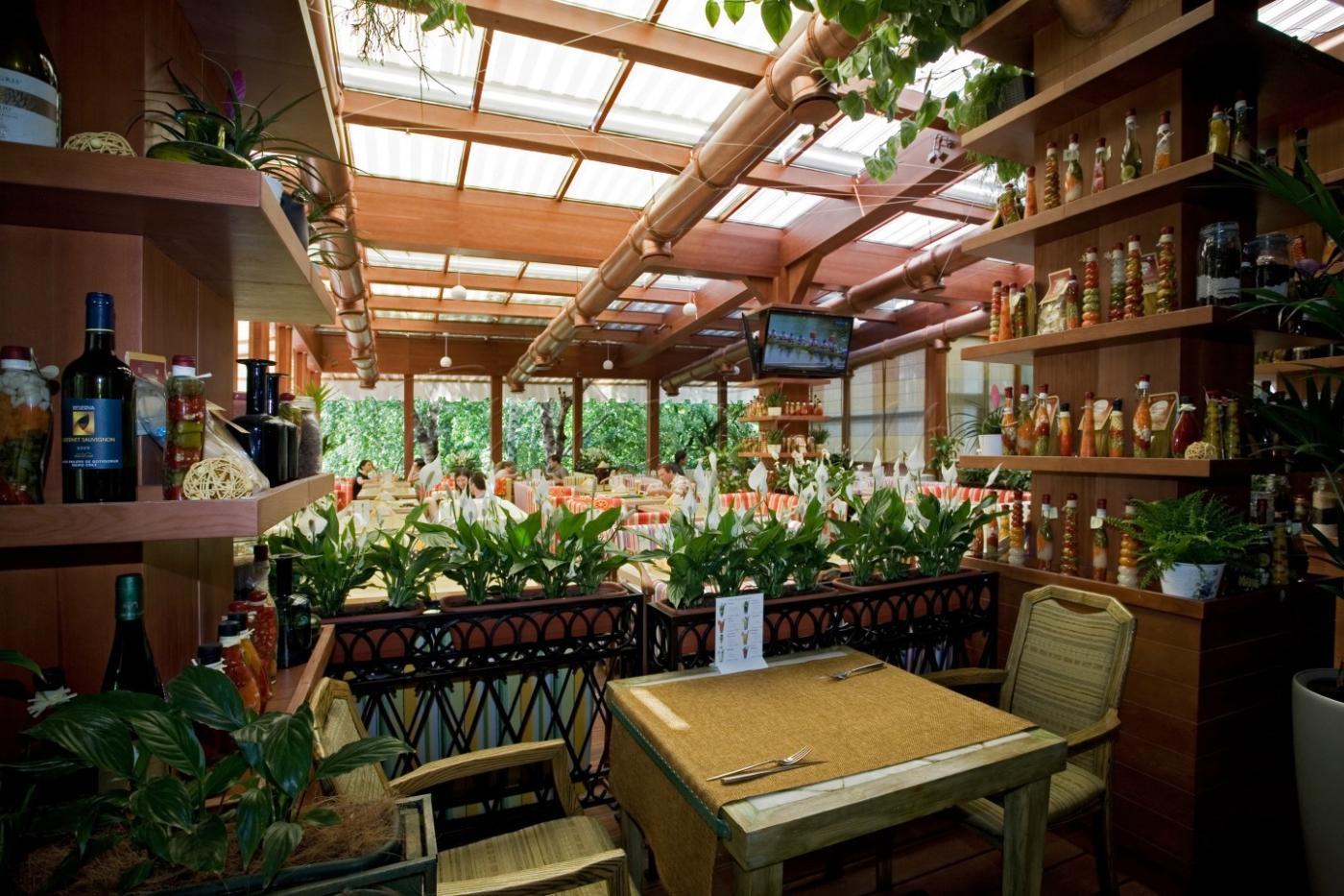Итальянское Кафе Фреско на Фрунзенской (Cafe Fresco) фото 22