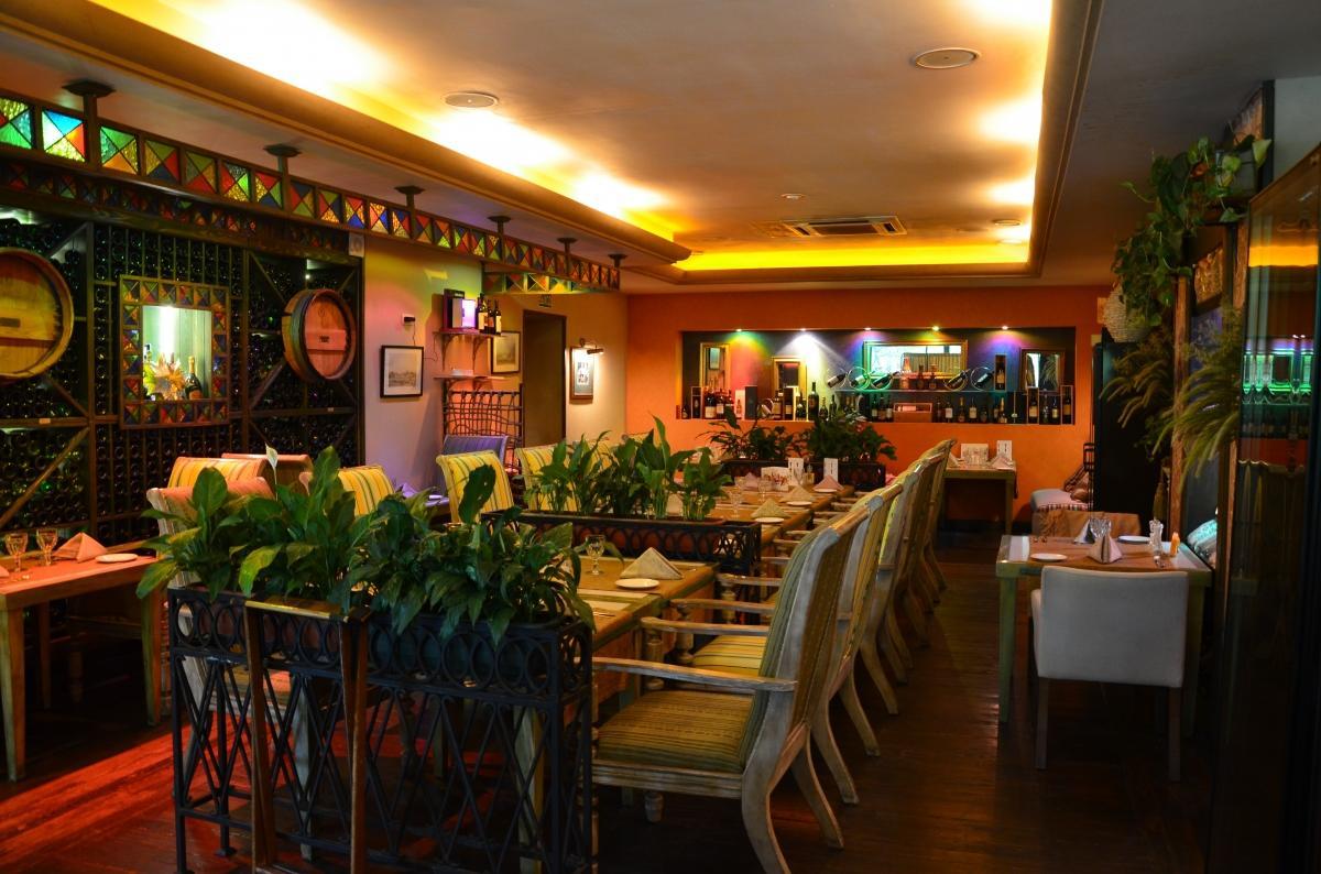 Итальянское Кафе Фреско на Фрунзенской (Cafe Fresco) фото 23