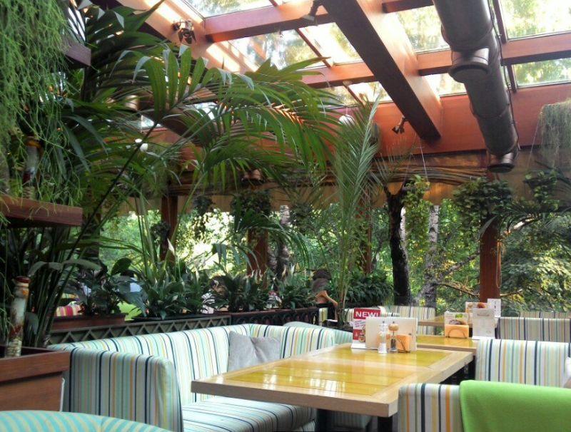 Итальянское Кафе Фреско на Фрунзенской (Cafe Fresco) фото 27