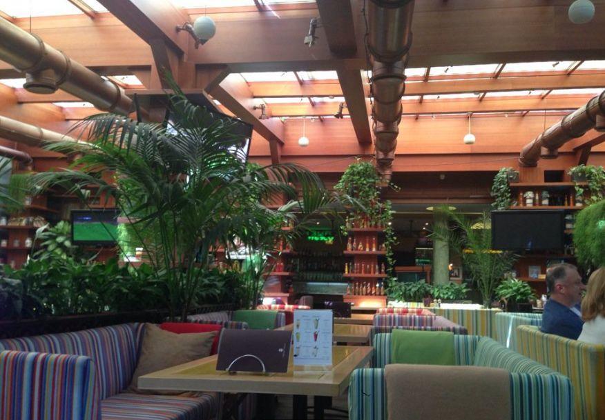 Итальянское Кафе Фреско на Фрунзенской (Cafe Fresco) фото 28