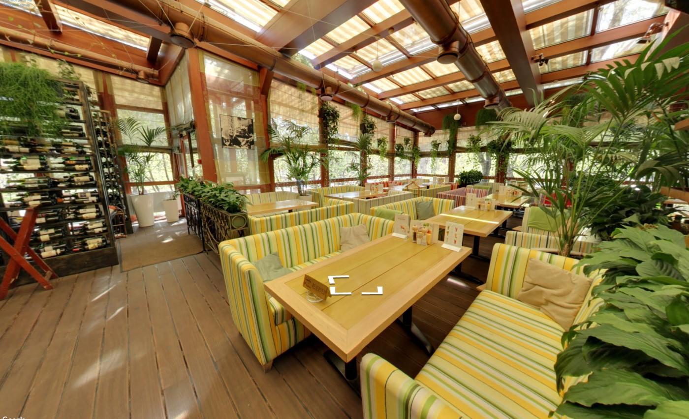 Итальянское Кафе Фреско на Фрунзенской (Cafe Fresco) фото 1