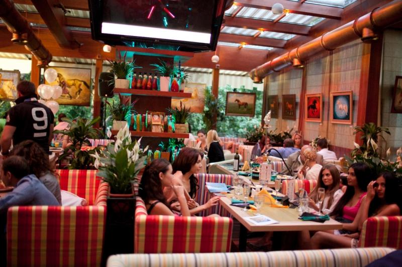 Итальянское Кафе Фреско на Фрунзенской (Cafe Fresco) фото 38