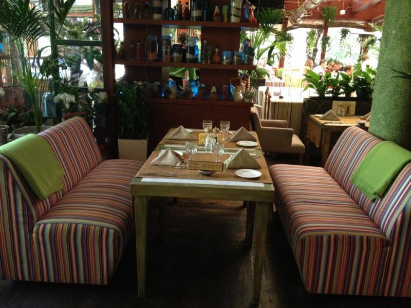 Итальянское Кафе Фреско на Фрунзенской (Cafe Fresco) фото 6