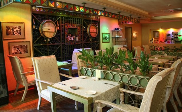 Итальянское Кафе Фреско на Фрунзенской (Cafe Fresco) фото 10