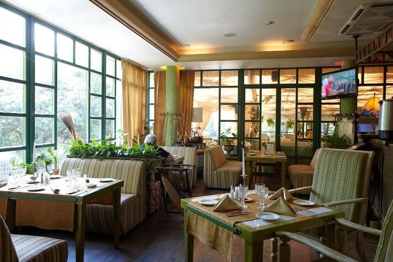 Итальянское Кафе Фреско на Фрунзенской (Cafe Fresco) фото 11