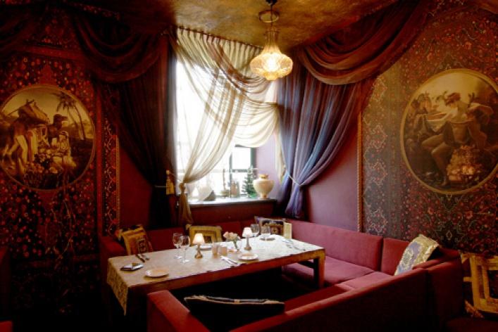 Итальянское Кафе Фреско на Фрунзенской (Cafe Fresco) фото 12