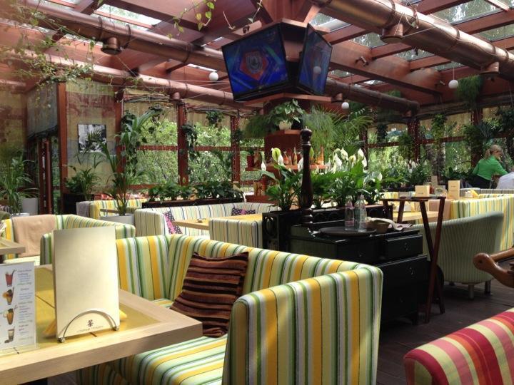 Итальянское Кафе Фреско на Фрунзенской (Cafe Fresco) фото 13