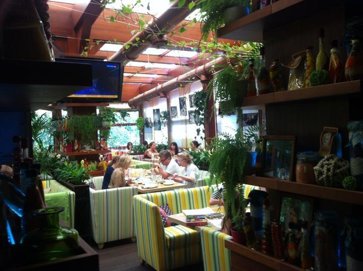Итальянское Кафе Фреско на Фрунзенской (Cafe Fresco) фото 14