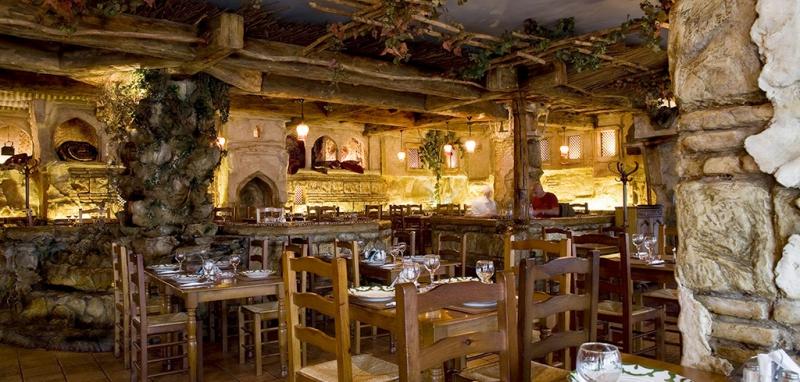 Восточный Ресторан Киш-Миш на Смоленской фото