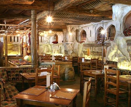Восточный Ресторан Киш-Миш на Смоленской фото 2
