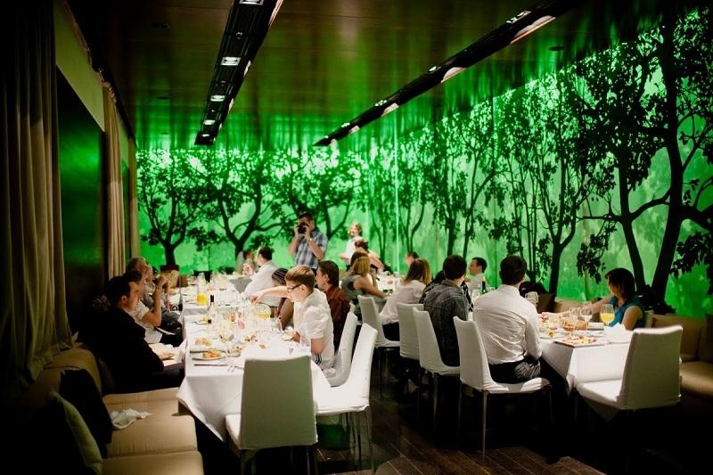 Ресторан Apple Bar & Restaurant фото 11