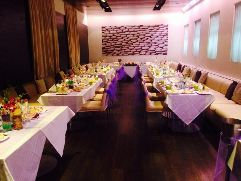 Ресторан Apple Bar & Restaurant фото 9