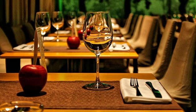 Ресторан Apple Bar & Restaurant фото 7